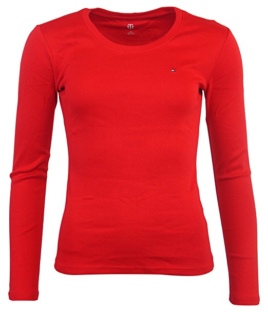 Tommy Hilfiger Womens Cotton Long Sleeves Casual Top Size XXL