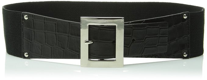 Vince Camuto Women's Smooth Napa Strap Belt S/M