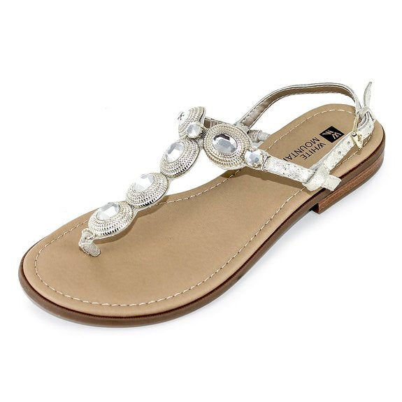 White Mountain 'GLOW' Women's Sandal Size 5.5