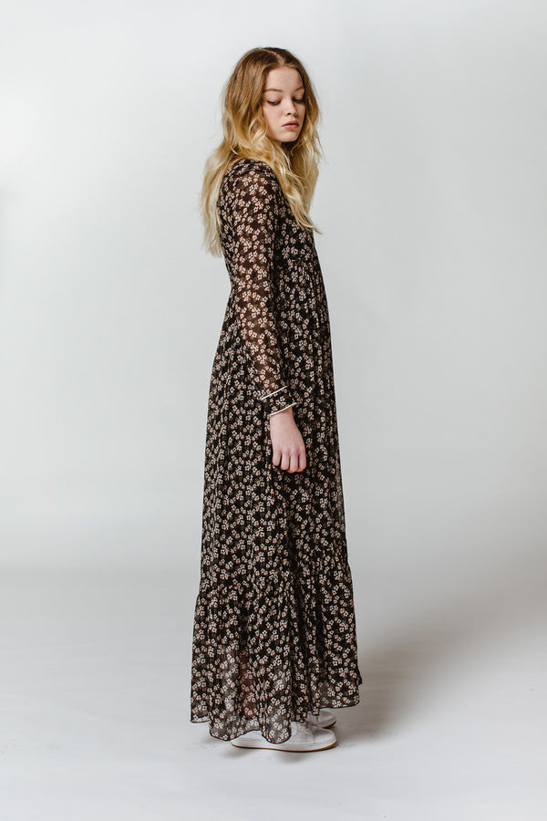 Ottod'Ame | Floral Maxi