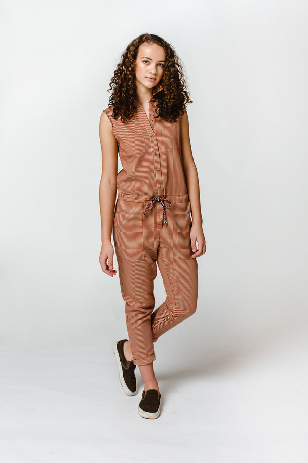 Ottod'Ame | Bridge Jumpsuit