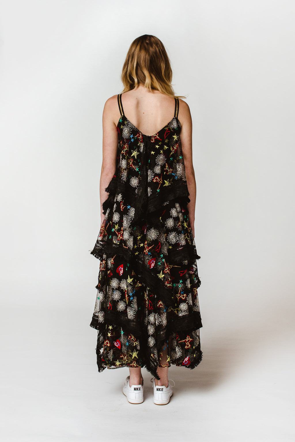 Love Binetti | Embroidery Dress