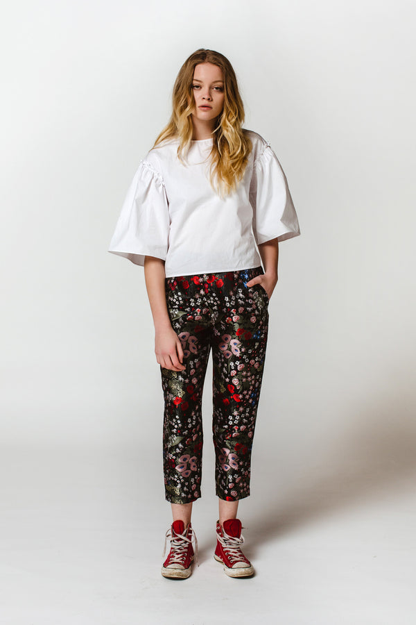 Love Binetti | Floral Pant