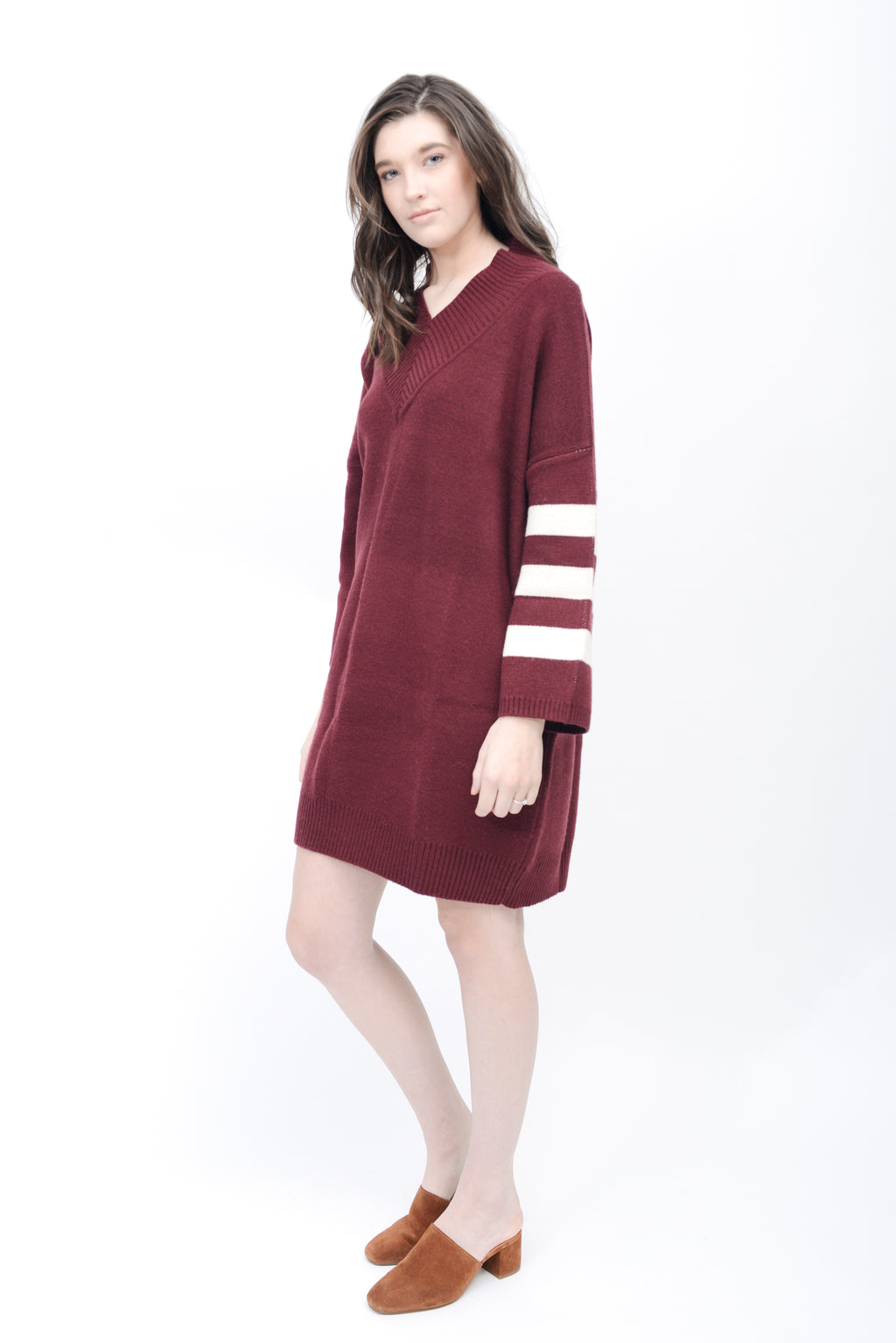 AGAIN | Romeo Sweater Dress