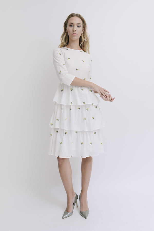 English Factory | Ruffle Dress