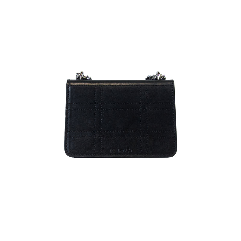SWATI FIRESTONE BAG- BLACK
