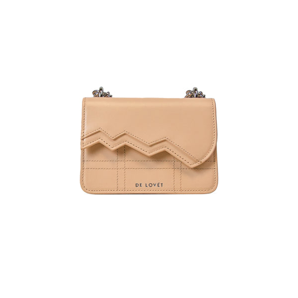 SWATI FIRESTONE BAG- NUDE