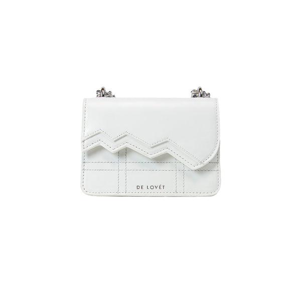 SWATI FIRESTONE BAG- WHITE