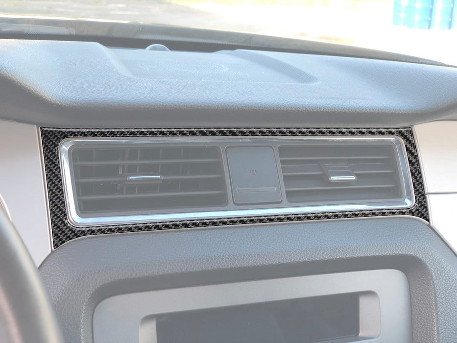 Middle Air Vent Accent Fits 2010-2014 Ford Mustang