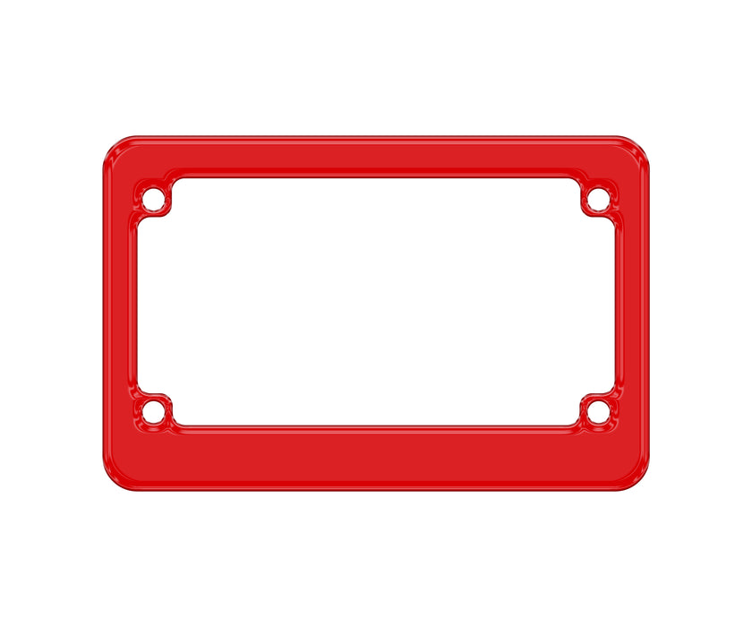 Custom Motorcycle License Plate Frame  Fits - Polaris Slingshot