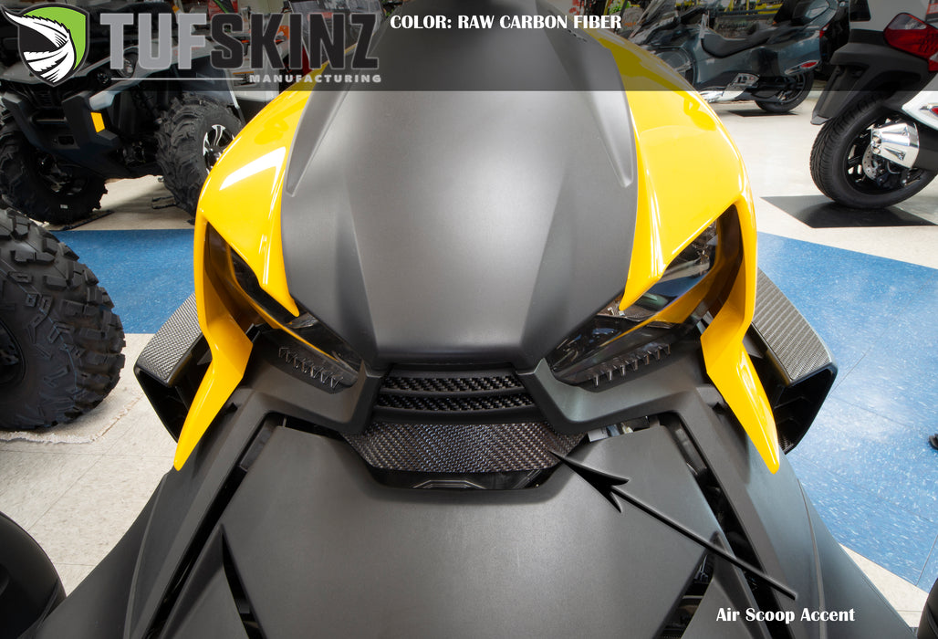 Middle Air Scoop Accent Trim Fits 2019-2020 Can-Am Ryker