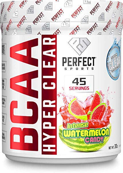 Perfect Sports Hyper Clear BCAA (45 Serving)