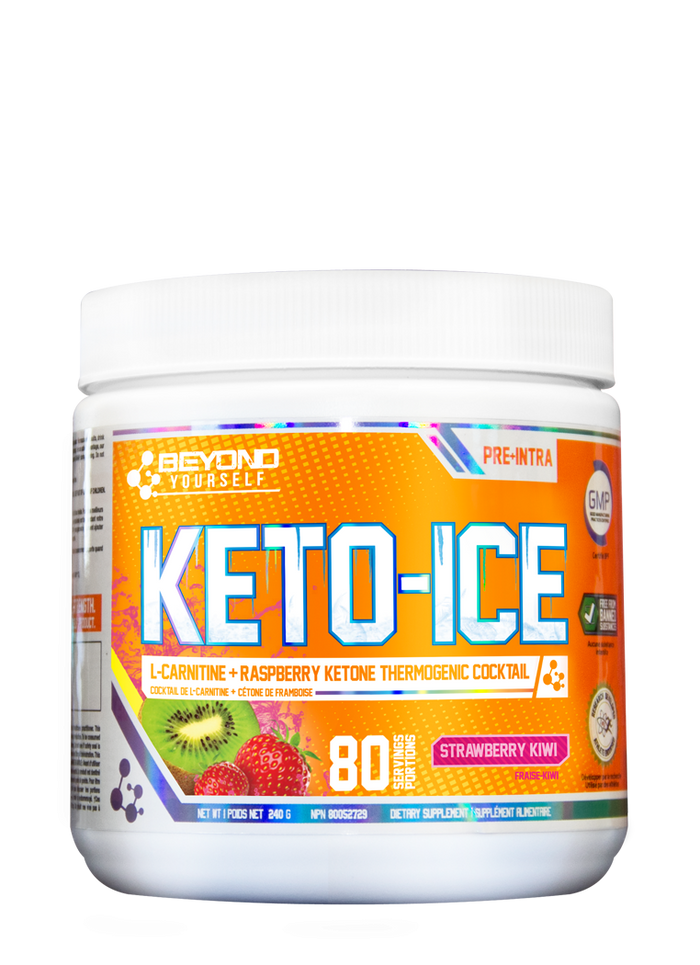 Beyond Yourself Keto-Ice (80 Serve)
