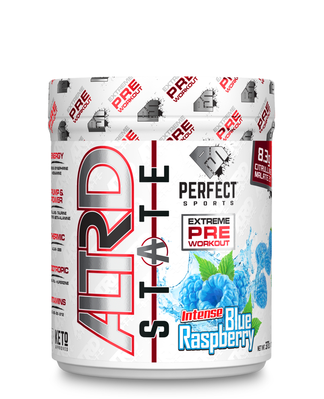 Perfect Sports ALTRD State Pre-Workout (20 Serving)
