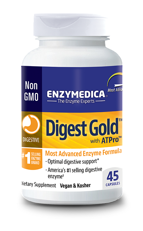 Enzymedica Digest Gold (45 Cap)