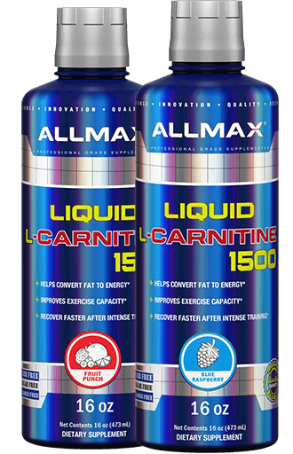 Allmax L-Carnitine Liquid (473ml)