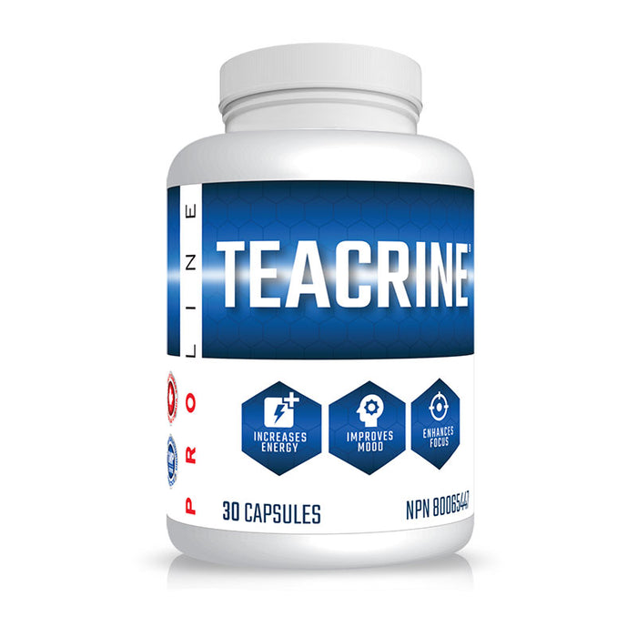 Proline TeaCrine (30 Caps)
