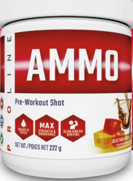 ProLine Ammo Pre-workout (20 Serve)