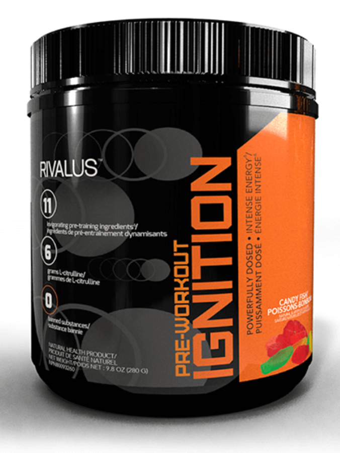 Rivalus Ignition (20 Serve)