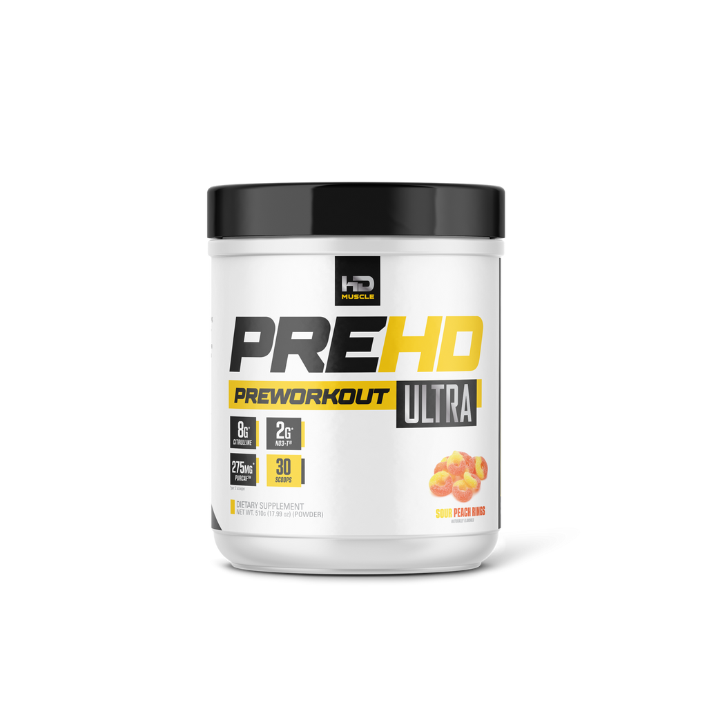 HD Muscle Pre-HD Ultra (30 Serving)