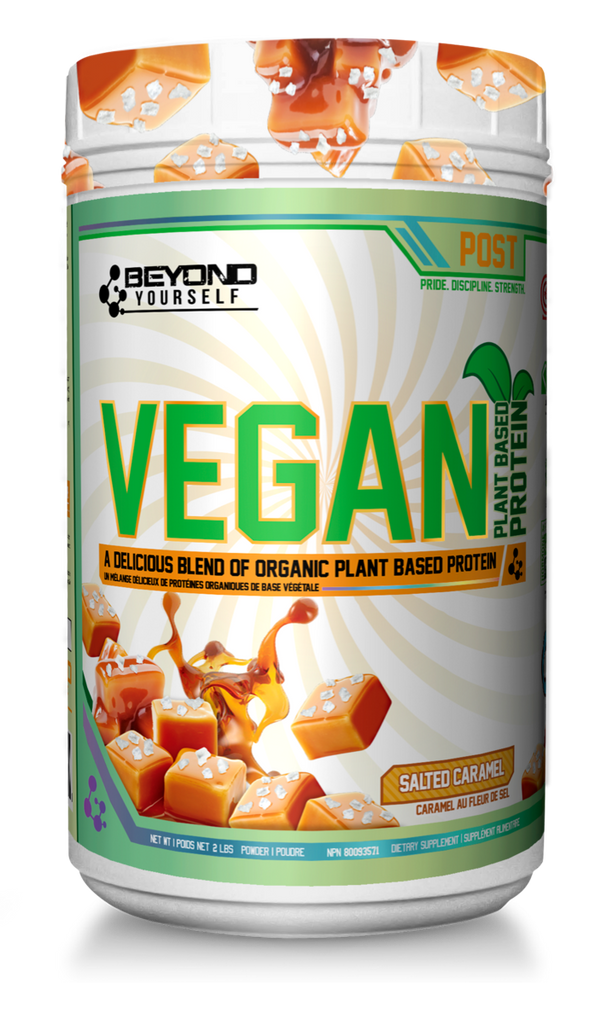 Beyond Yourself Vegan Protein 2lb
