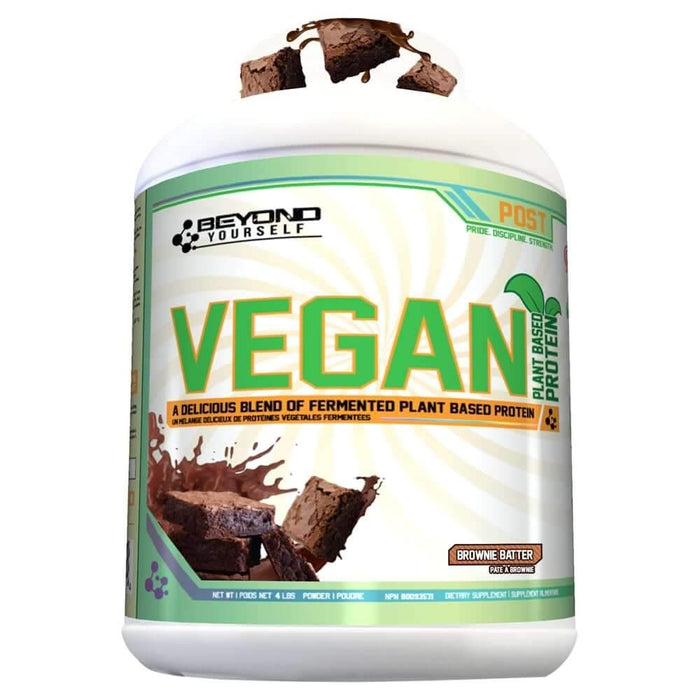 Beyond Yourself Vegan Protein 4lb