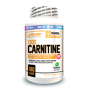 Beyond Yourself Carnitine 1300 (180 Caps)