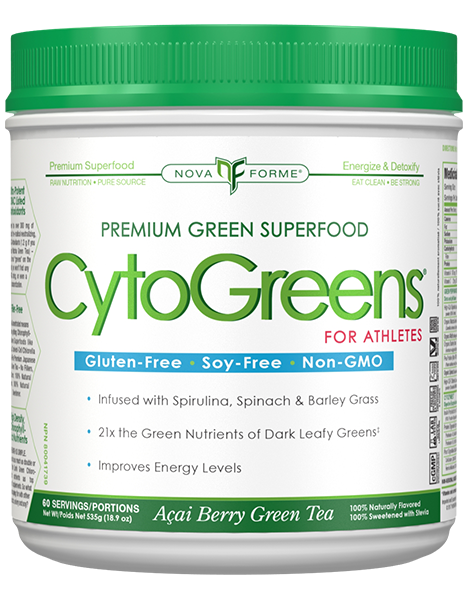 Nova Forme CytoGreens (60 Serve)