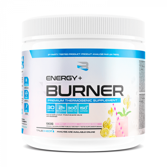 BELIEVE Energy + Burner (30 Serve)