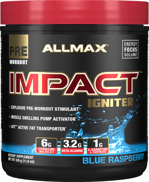 Allmax Impact Igniter (20 Serve)