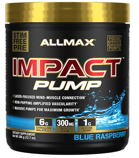 Allmax Impact Pump (30 Serve)