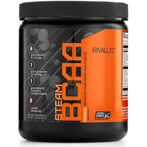 RivalUS Steam BCAA (30 Serve)