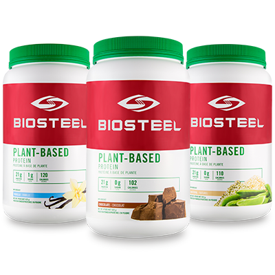 BioSteel Plant-Based Protein 825g