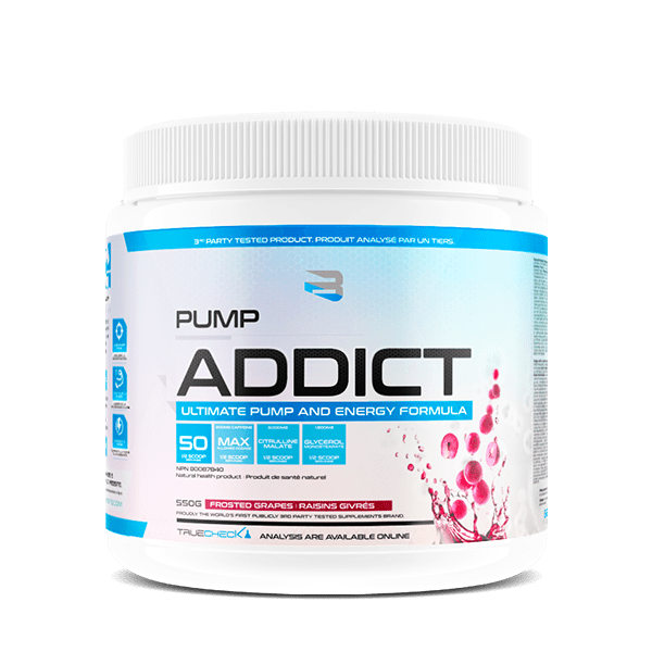 BELIEVE Pump Addict (25 Serve)
