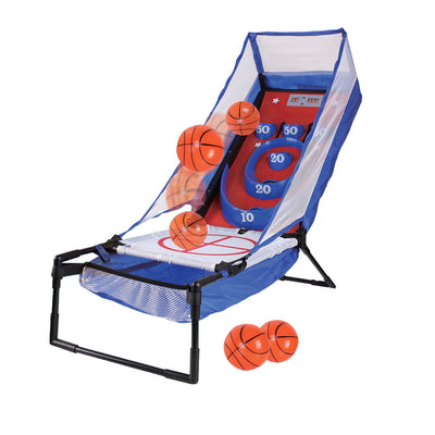 Electronic Basketball Bounce & Score Game Set