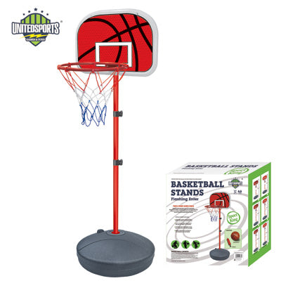 207cm Basketball Stand Set (Red)