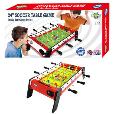 Singapore Premier League, 24 inches Soccer Table Game, Table Top Game Series
