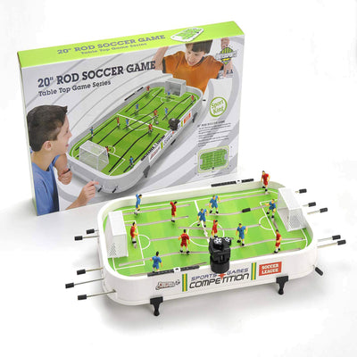 rod soccer table