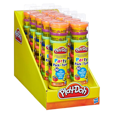 Play-Doh Party Pack (10 mini cans)
