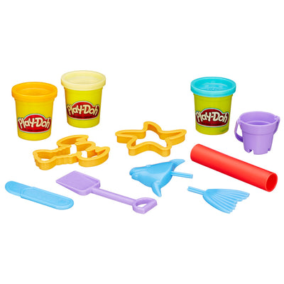 Play-Doh Beach Themed Bucket