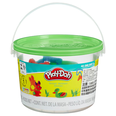 Play-Doh Animal Bucket