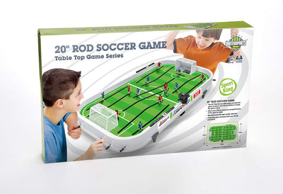 20-inch Rod Soccer Table Game