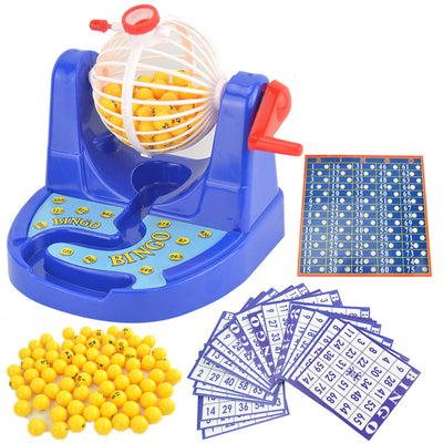 Bingo Cage Game, Family Fun and Party Game