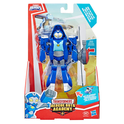 Transformers Rescue Bots Academy Collectible 6-Inch Converting Toy Robots - Whirl