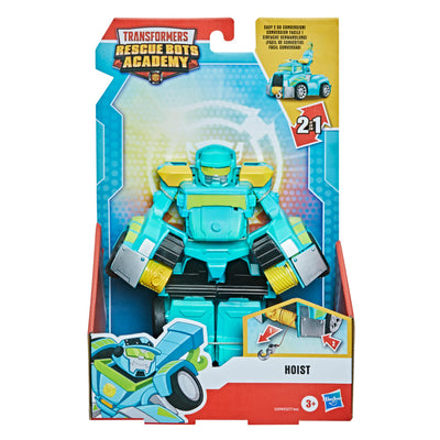 Transformers Rescue Bots Academy Collectible 6-Inch Converting Toy Robots - Hoist