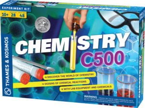 Chemistry C500 Kids Science Experiment Kit