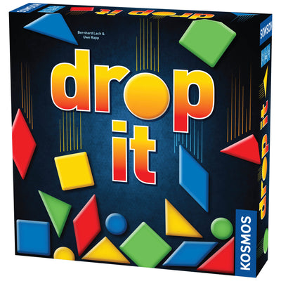 Drop It, Party and Family Fun Strategic Game