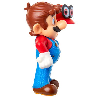 Nintendo Super Mario 2.5-inch Figure Articulation W22: MARIO with CAPPY