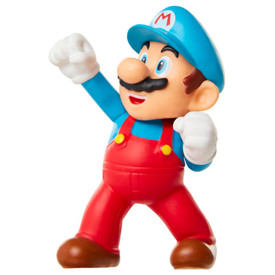 "Super Mario 2.5"" Ice Mario Action Figure"