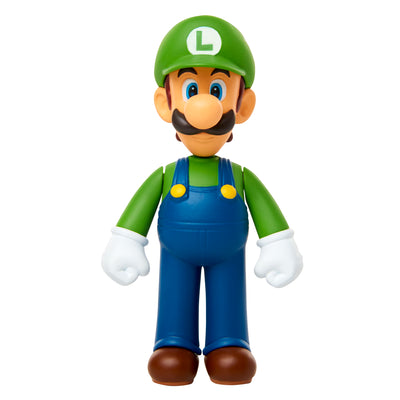 Super Mario 2.5 inch Luigi Action Figure